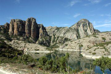 Mallos de Riglos y la Sierra de Guara (Huesca)