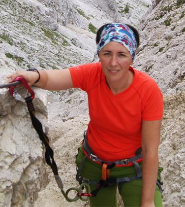 María Hidalgo - Guía de Rutas x Montaña