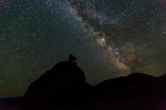 Senderismo y Astronomía